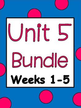 Unit 5 Weeks 3-5 ( third grade)