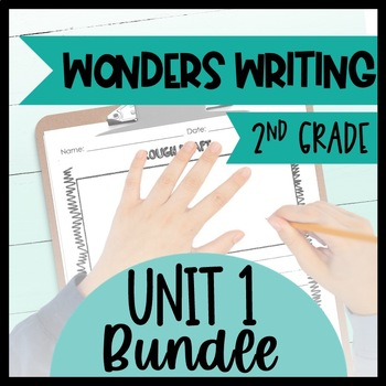 McGraw-Hill Wonders Writing and Grammar: 2nd Grade Unit 1 Bundle