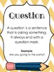Wonders Writing and Grammar: 1st Grade Unit 1 Week 4