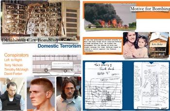 McVeigh Nichols FREE POSTER Oklahoma City Bombing Terrorism