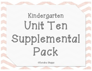Mcgraw Hill - Wonders - Unit 10 Supplemental Pack