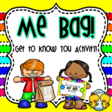 Me Bag – Start of the Year Activity
