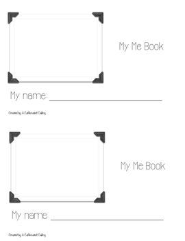 Me Book