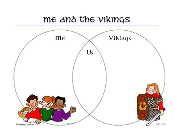Me and the Vikings Compare Contrast