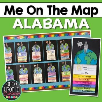 Me on the Map - Alabama