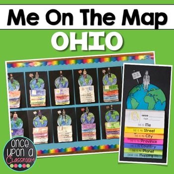 Me on the Map - Ohio!