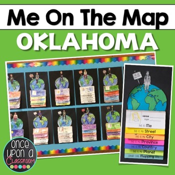 Me on the Map - Oklahoma!