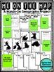 Me on the Map, UNITED KINGDOM - A Social Studies & Languag