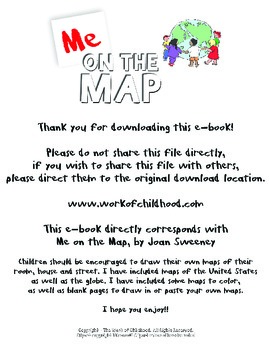 Me on the Map eBook