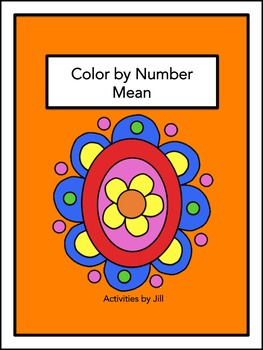 Mean Color by Number