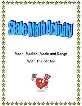 Mean, Median, Mode and Range