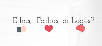 Means of Persuasion: Ethos, Pathos and Logos (intro to rhetoric)