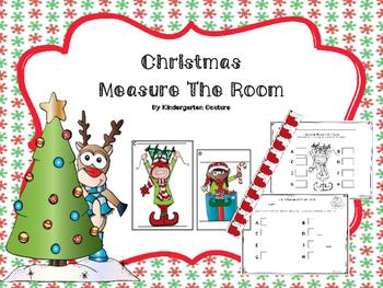 Measure The Room Christmas