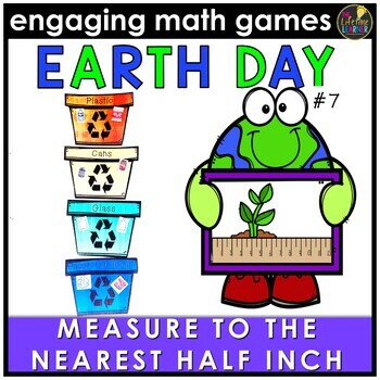 Measure to Nearest Half Inch Game