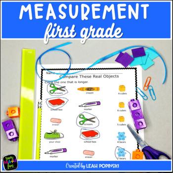 Measurement Activities for First Grade