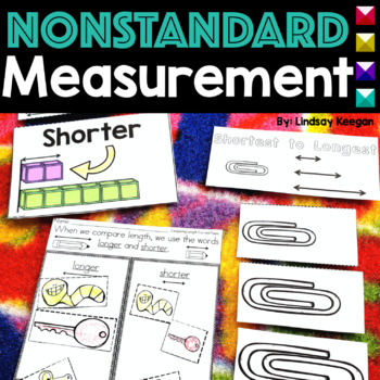 Measurement Activities for Primary Learners - Centers, Anc