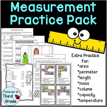 Third Grade Measurement