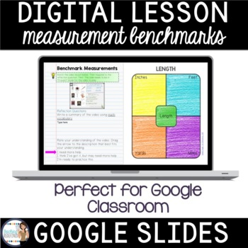 Measurement Benchmarks Google Interactive Lesson