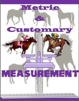 Measurement Bundle with Fun Cards