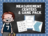 Measurement Centers & Game Pack