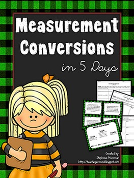 Measurement Conversions in 5 Days