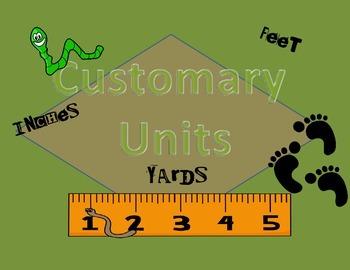 Measurement: Customary Units