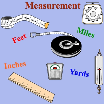 Measurement Estimation US Customary Standards Pack Smartbo