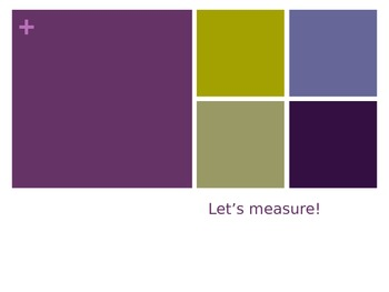 Measurement Instruments Interactive PowerPoint 2.MD.1