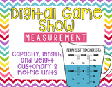 Measurement: Capacity, Length, Weight, Customary AND Metri