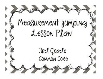 Measurement Jumping Lesson Plan