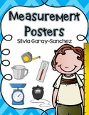 Measurement Kids Posters