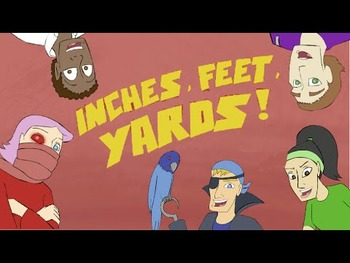Measurement: Inches Feet & Yards SONG