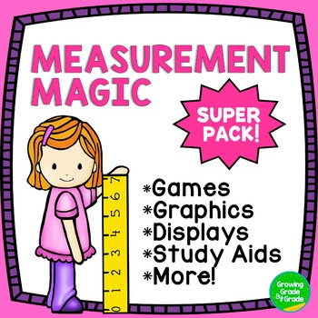 Measurement Magic Super Pack