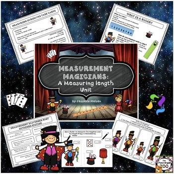 Measurement Magicians: A Measuring Length Unit