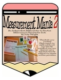 Measurement Mania 2: Measuring to the Quarter Inch