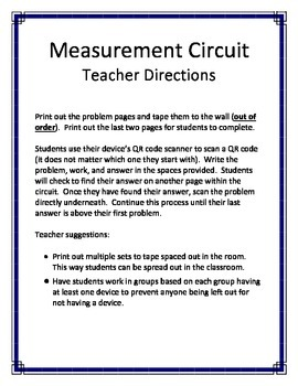 Measurement Overview Circuit BYOD