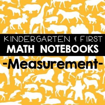 Math Journals: K-1 Measurement