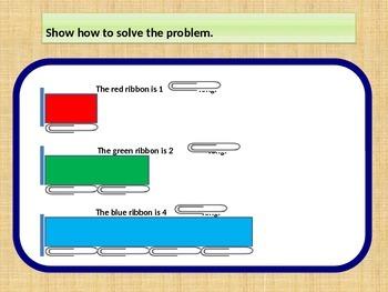 Measurement, Problem Solving, Measure and Compare for Visu