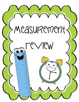Measurement Review