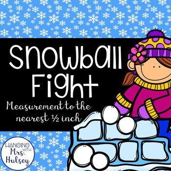 Measurement Snowball Fight
