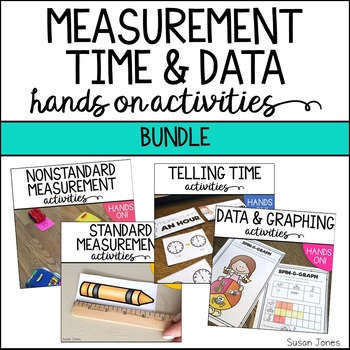 Measurement, Time, Graphing, and Data