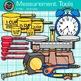 Measurement Tools Clip Art - Volume, Mass, Perimeter, and