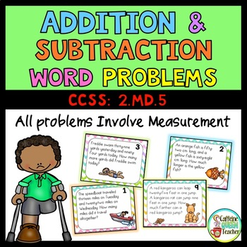 Word Problems with Regrouping: Addition and Subtraction SCOOT