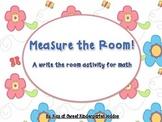 Measurement Write the Room Activity