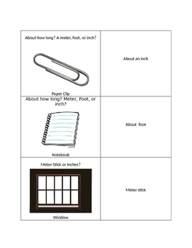 Measurement and Partitioning Shapes Flashcards