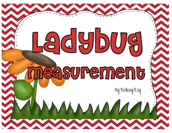 Measurement and Problem Solving with Ladybugs