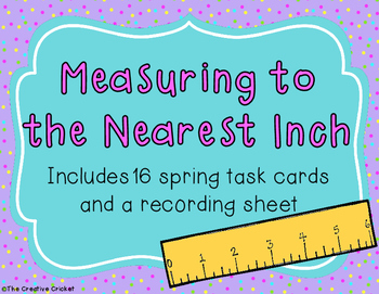Spring Measurement to the Nearest Inch
