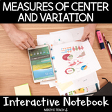 Measures of Center and Variation