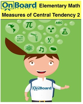 Measures of Central Tendency 2-Interactive Lesson