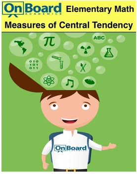 Measures of Central Tendency-Interactive Lessons